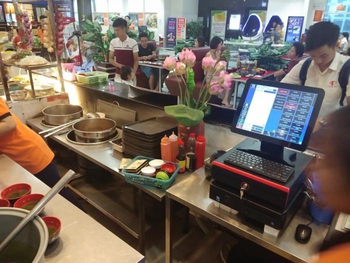 Máy tính tiền giá rẻ cho mini mart tại Đắk Lắk