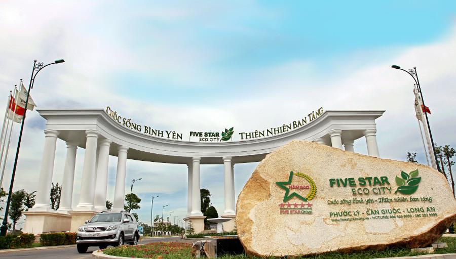 Giới thiệu dự án Five Star Ecocity liền kề chợ Bình Chánh(11)