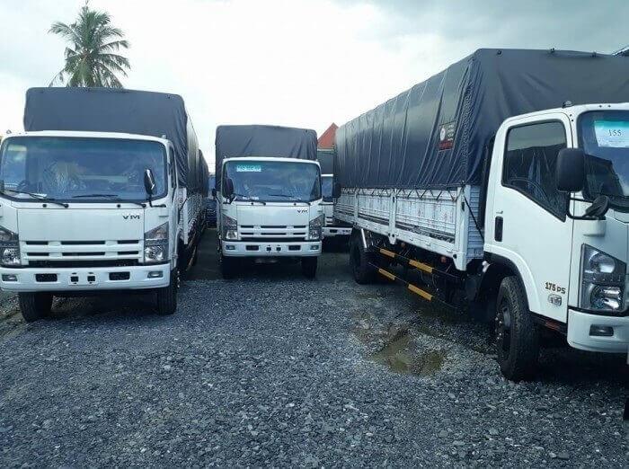Những lý do nên mua xe tải Isuzu 8.2 tấn trả góp