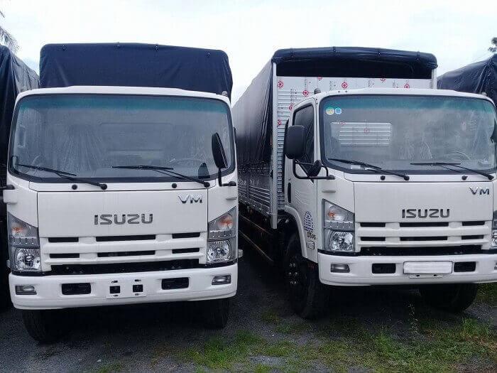 Những câu hỏi thường gặp khi cần tư vấn mua xe tải Isuzu 8.2 tấn trả góp