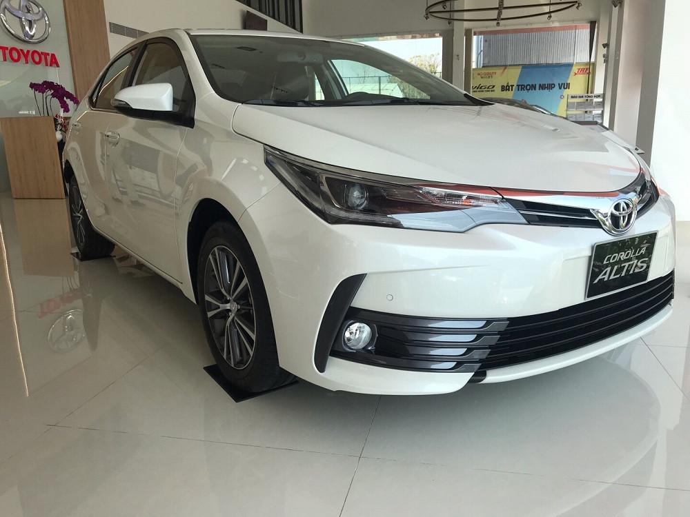 Tại sao nên chọn mua Toyota Altis - dòng xe sedan hạng C trong tầm giá 700 triệu