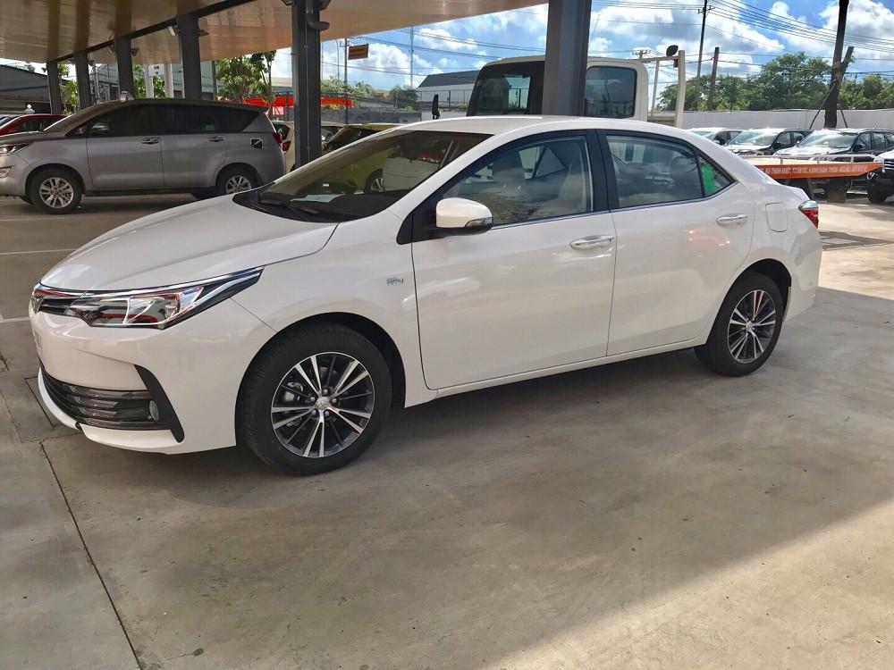 ngoại thất Toyota Altis 2019