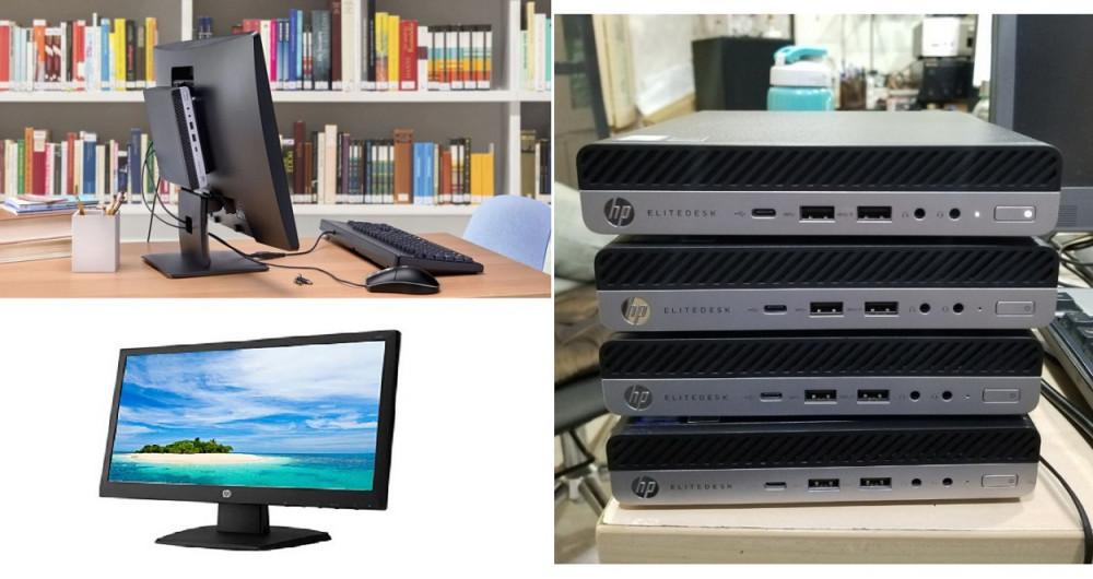 Kinh  nghiệm chọn mua HP Prodesk 600 G3 Mini PC cũ
