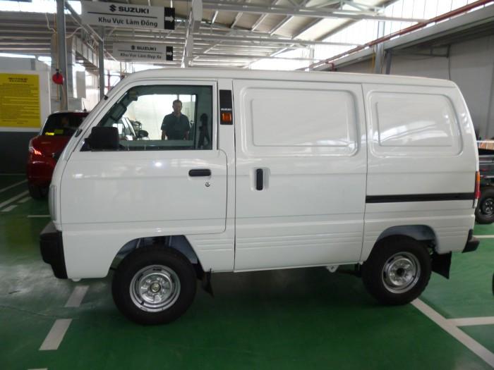 Báo giá xe tải Suzuki 2018 - Người bạn đồng hành lý tưởng