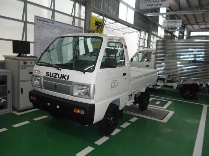 Suzuki Truck thùng mui bạt