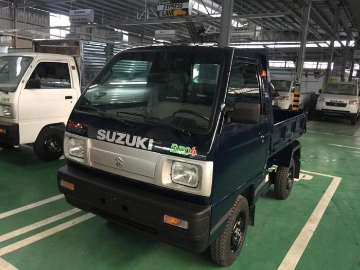 Địa chỉ mua xe tải Suzuki uy tín TPHCM