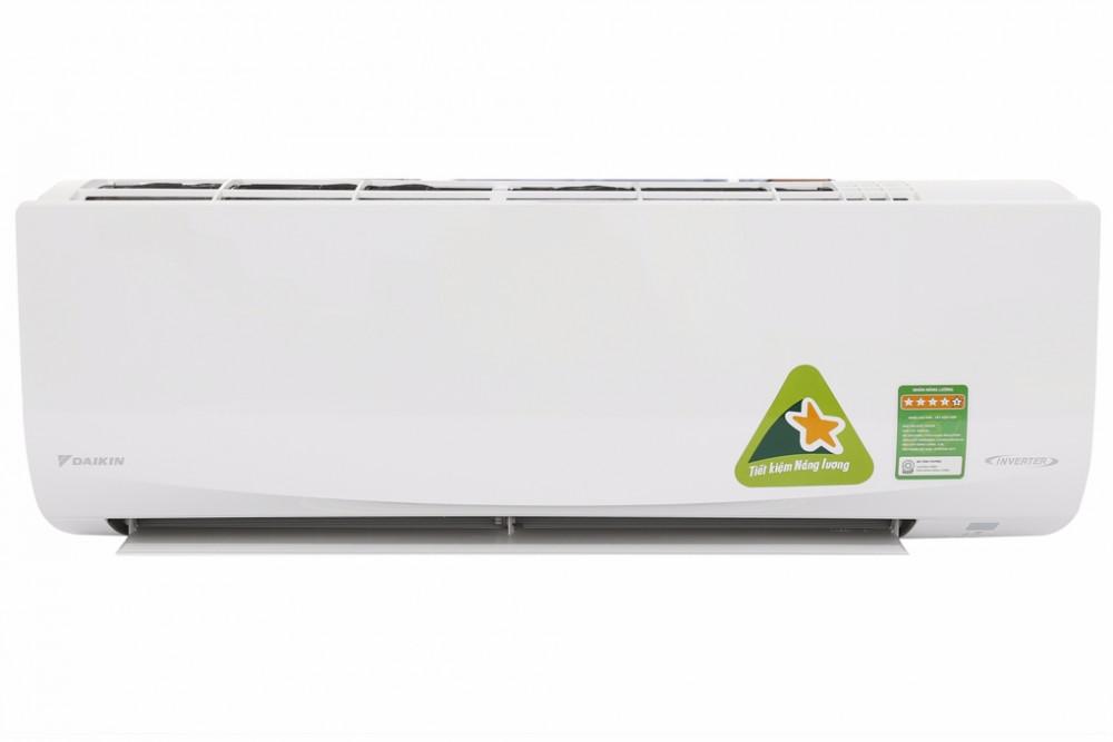 Tại sao nên mua máy lạnh Daikin Inverter 1 HP FTKQ25SVMV