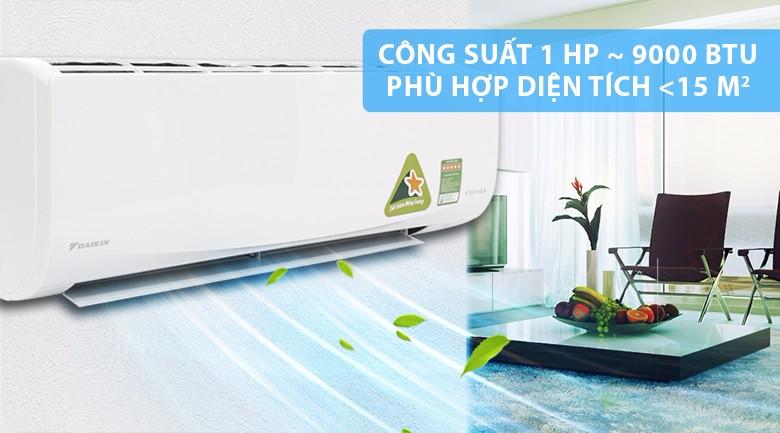 Tại sao nên mua máy lạnh Daikin Inverter 1 HP FTKQ25SVMV (1)