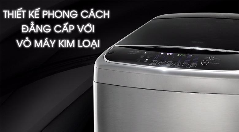 Ưu điểm của máy giặt LG Inverter 12 kg T2312DSAV
