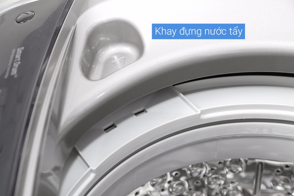 Ưu điểm của máy giặt LG Inverter 12 kg T2312DSAV(3)