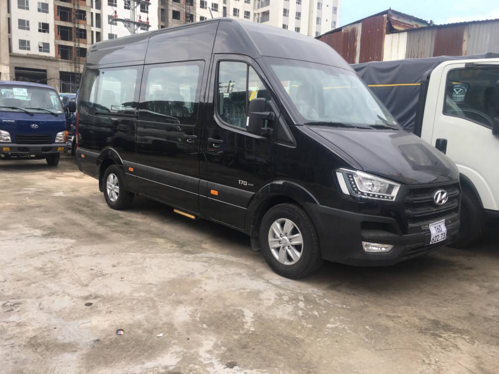 Thông số kích thước xe 16 chỗ Hyundai Solati 2018