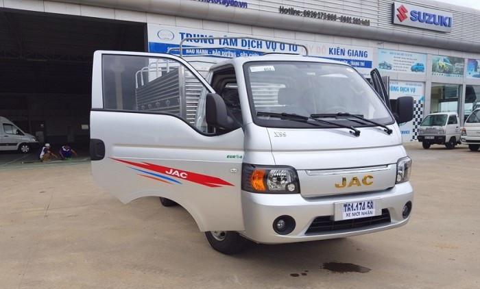 Đánh giá chi tiết xe tải Jac X5 990kg