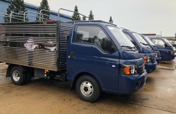 Đánh giá chi tiết xe tải Jac X5 990kg (3)