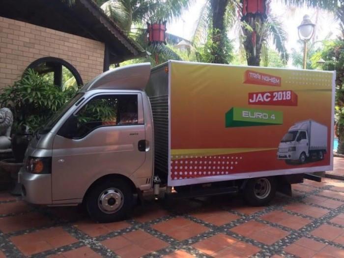 Ưu điểm nổi bật của Jac X5 1250kg(4)
