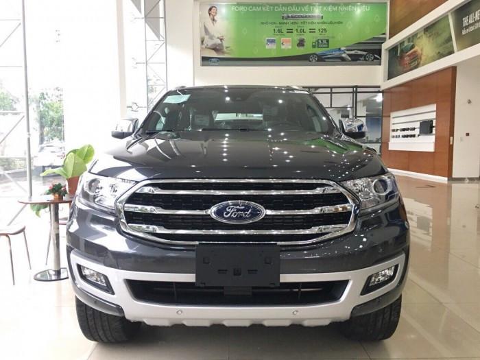 Chi tiết đánh giá xe Ford Everest 2018