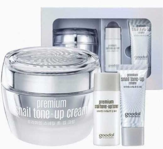 Kem ốc sên Goodal Premium Snail Tone Up Cream có tốt không?