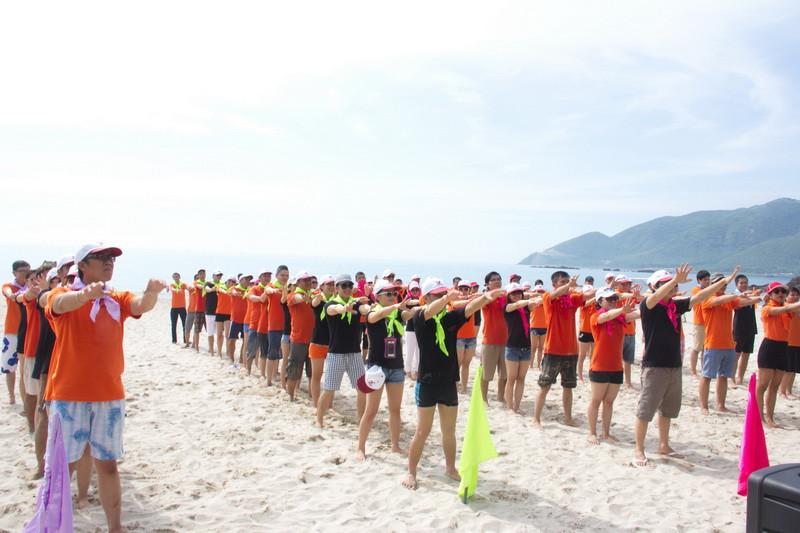 Địa điểm tổ chức Teambuilding Đà Nẵng