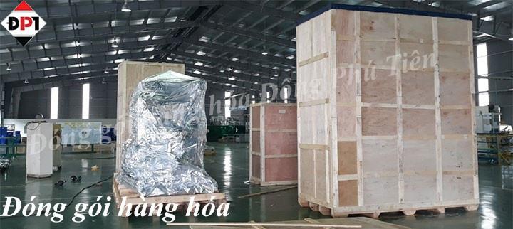 Đóng gói hàng hóa xuất nhập khẩu đạt tiêu chuẩn quốc tế