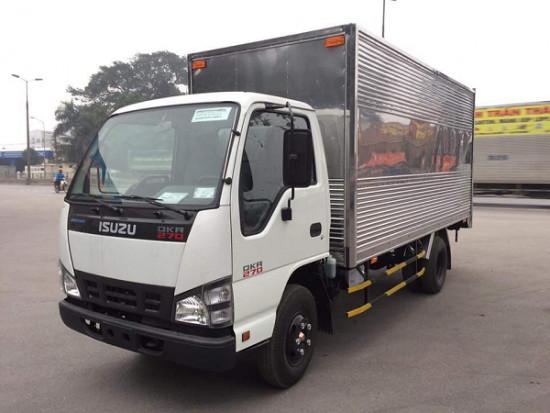 Đại lý chuyên phân phối xe tải, xe chuyên dùng TPHCM