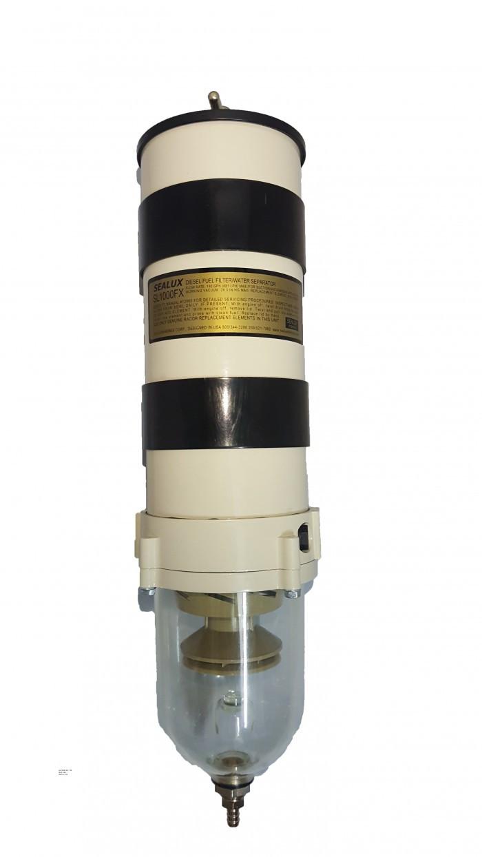 Phương pháp tách nước trong dầu diesel bằng lọc tách 1000FG(4)