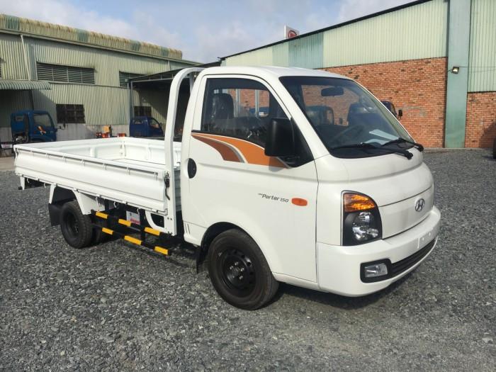 Đánh giá ưu nhược điểm của xe tải Hyundai Porter H150(3)