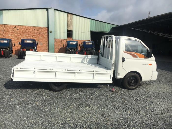 Chi tiết thông số kỹ thuật xe tải Hyundai Porter H150