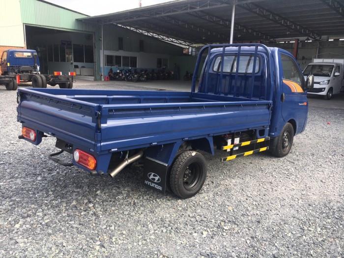 Chi tiết thông số kỹ thuật xe tải Hyundai Porter H150(2)