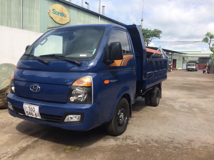 Chi tiết thông số kỹ thuật xe tải Hyundai Porter H150(5)