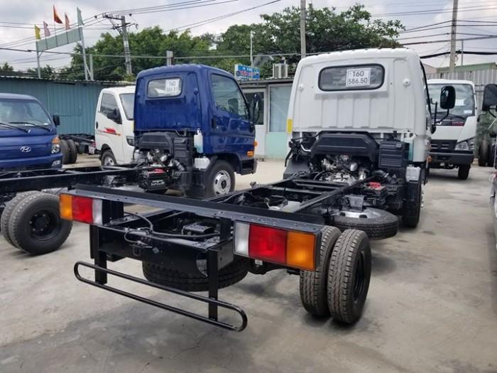 Tư vấn mua xe tải Hyundai N250 trả góp