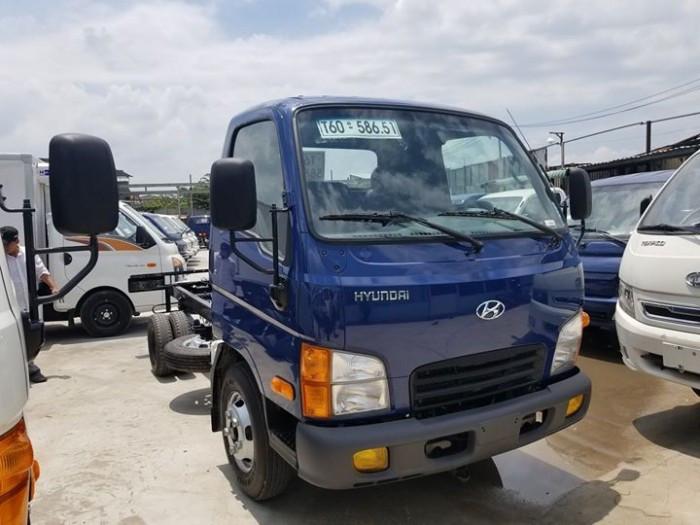 Lý do bạn nên mua xe tải Hyundai N250(5)