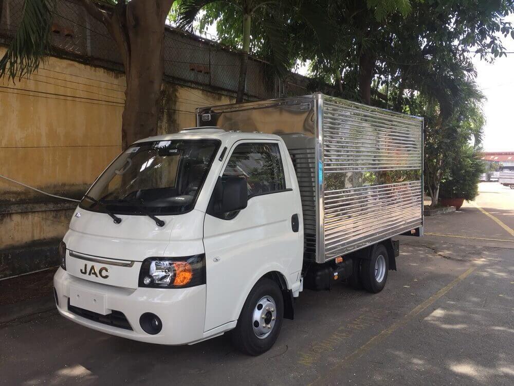 giá xe tải Jac 1.25 tấn x5