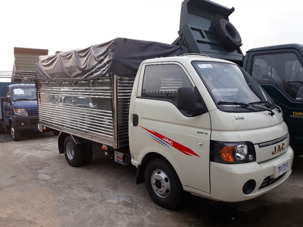 giá xe tải 1.25 tấn Jac x5