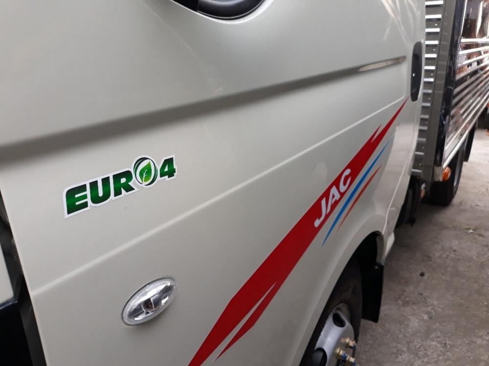 xe tải jac 1.25 tấn Euro4