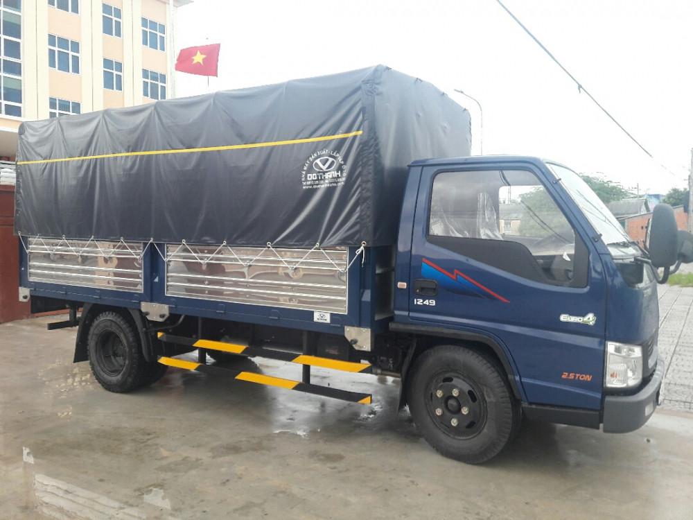 Giá xe iz49 Đô Thành 2.4 tấn mới nhất