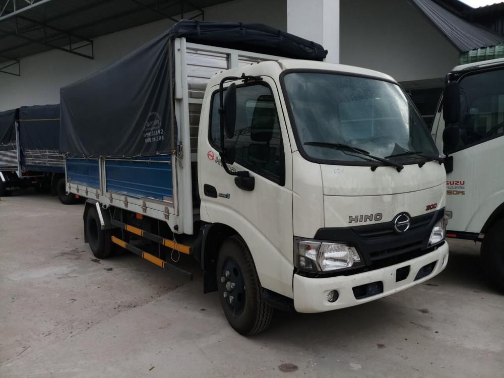 xe tải Hino 1.9 tấn XZU650L
