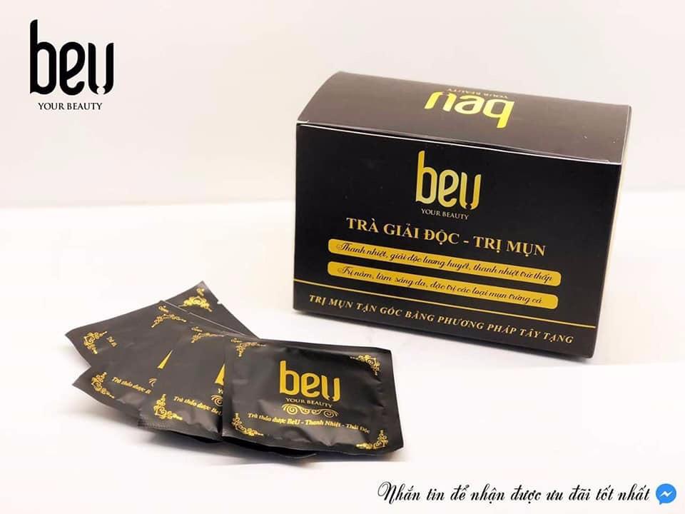 Mỹ phẩm BEU - Sản phẩm trị mụn tận gốc bằng phương pháp Tây Tạng