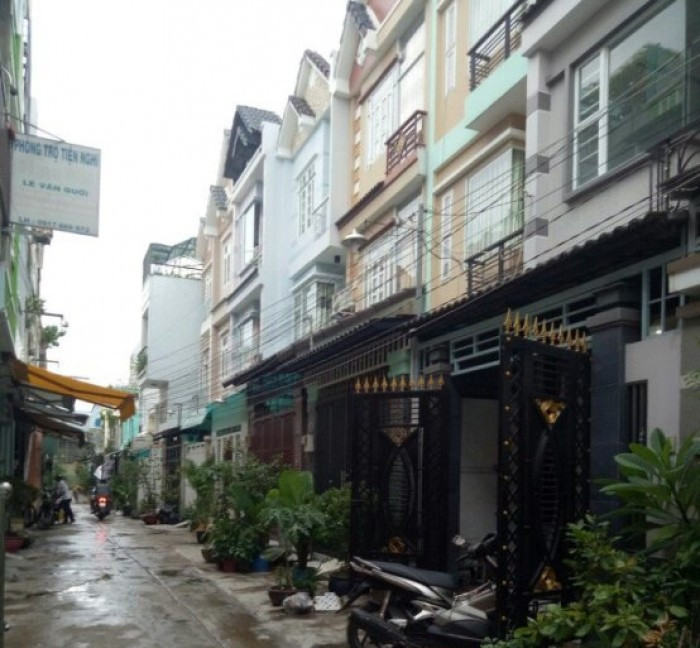 Mua nhà giá rẻ quận Bình Tân: Nên hay không nên?
