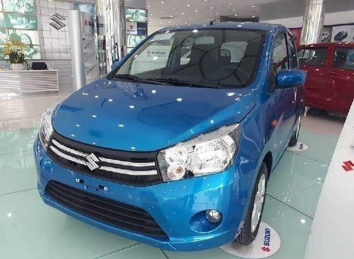 Ngoại thấtxe Suzuki Celerio 2018 nhập khẩu Thái Lan