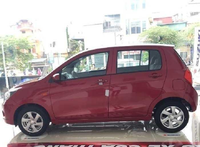 Ngoại thấtxe Suzuki Celerio 2018 nhập khẩu Thái Lan(1)