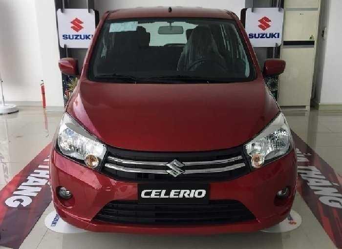 Ngoại thấtxe Suzuki Celerio 2018 nhập khẩu Thái Lan(6)
