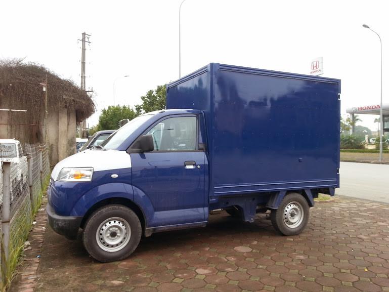 Mua xe tải nhỏ trả góp dễ dàng tại Ô Tô Chuyên Dùng Sài Gòn(2)