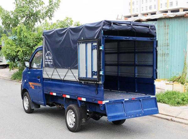 Mua xe tải nhỏ trả góp dễ dàng tại Ô Tô Chuyên Dùng Sài Gòn(4)