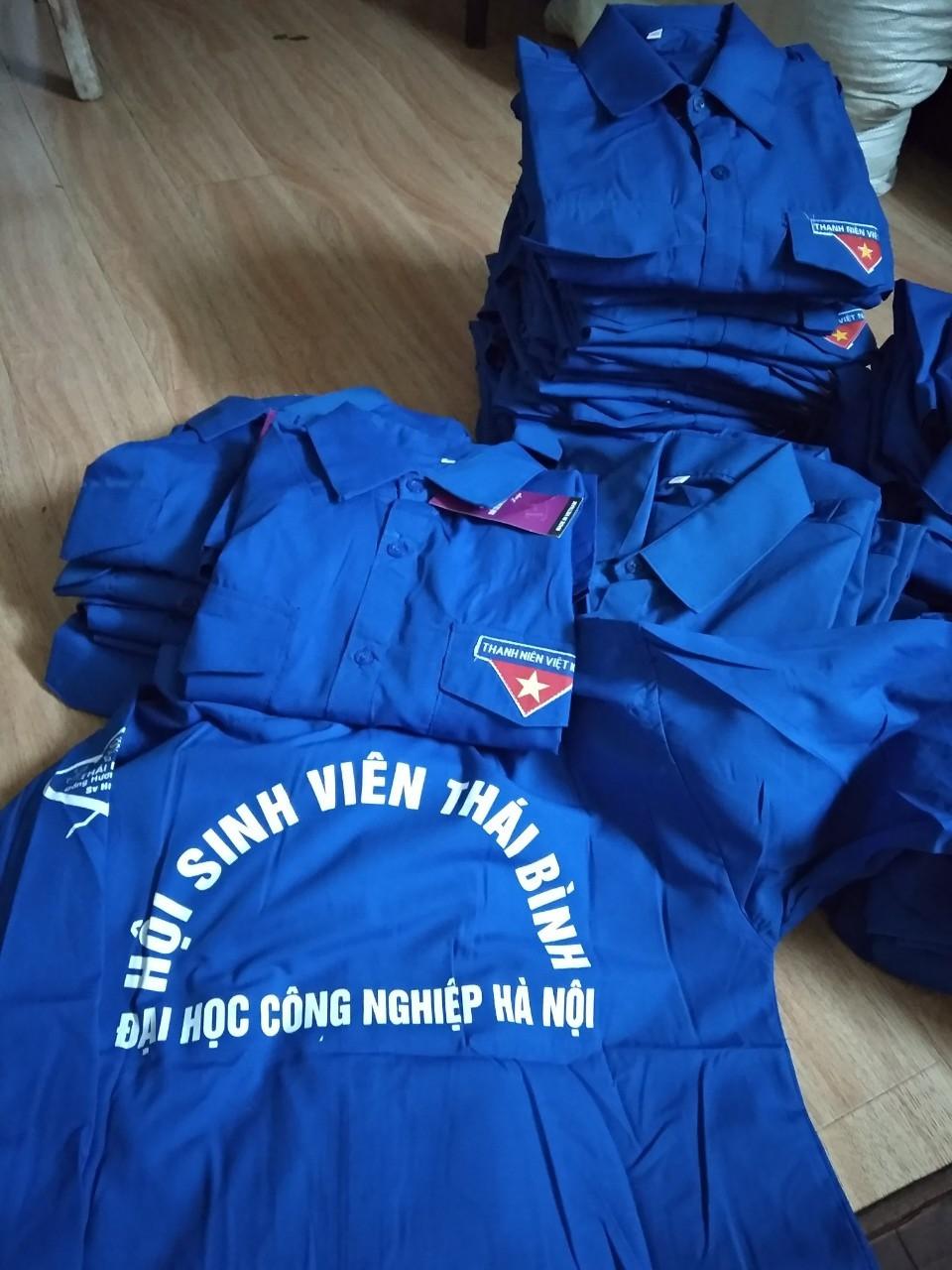 Xưởng sản xuất đồng phục chuyên nghiệp tại Hà Nội
