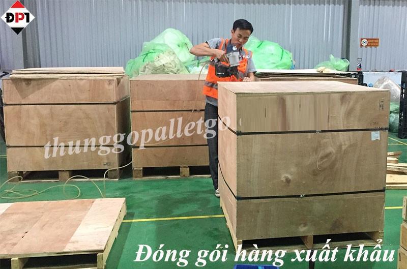 Đóng gói hàng xuất nhập khẩu tại Hưng Yên chuyên nghiệp