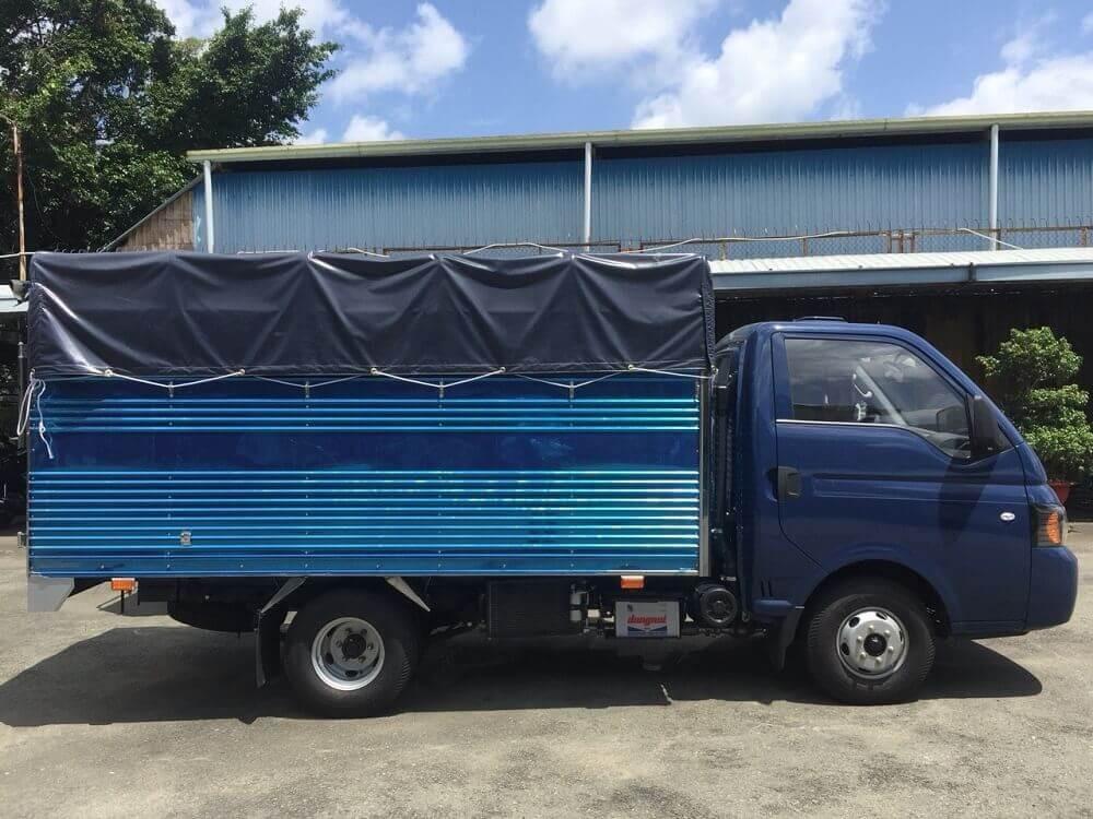 Có nên mua xe tải 1.25 tấn JAC X5 hay không