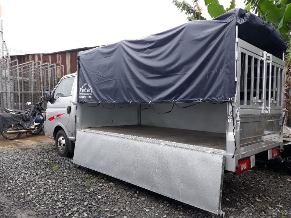 Có nên mua xe tải 1.25 tấn JAC X5 hay không - 2