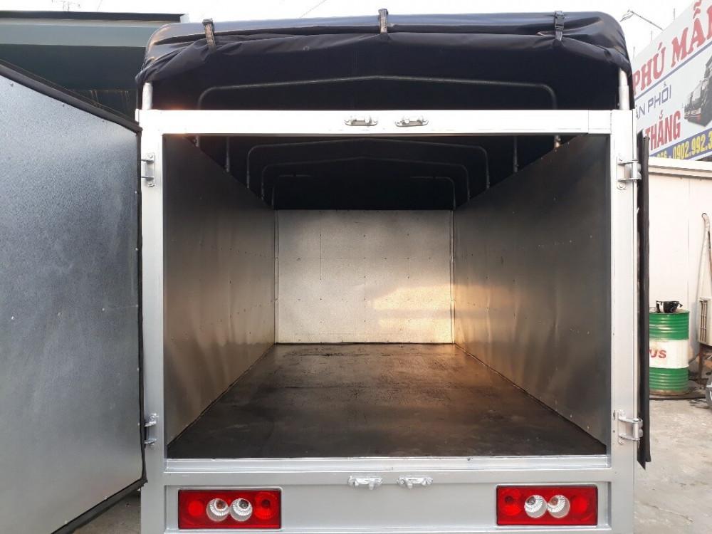 Có nên mua xe tải 1.25 tấn JAC X5 hay không - 3