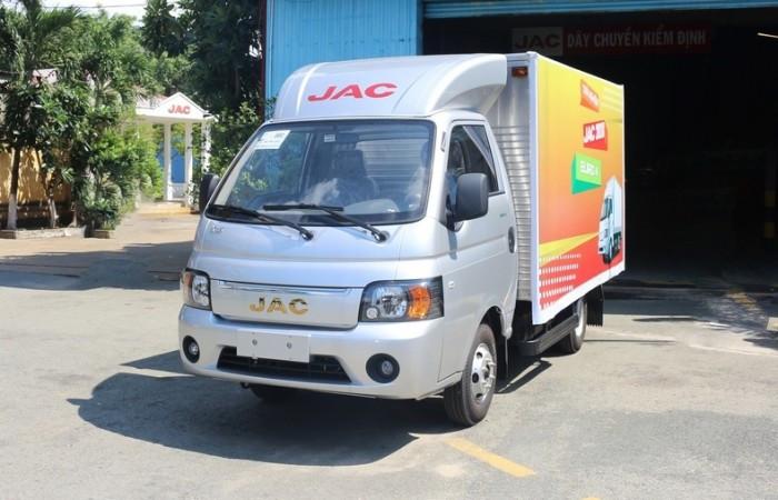 xe tải 1.25 tấn JAC X5 tại Bình Dương