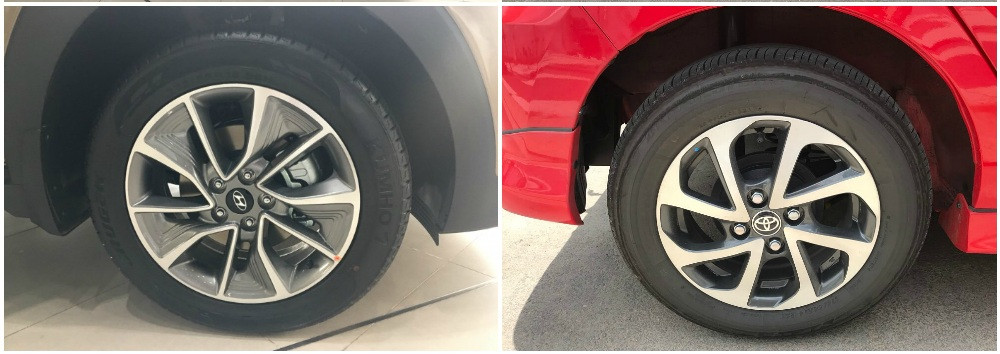 So sánh Toyota Wigo và Hyundai Grand i10 - 1