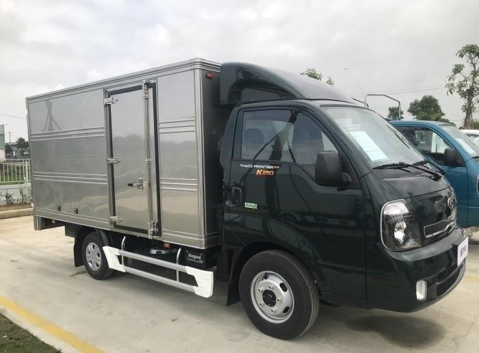 Đánh giá xe tải Kia K250